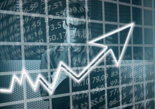 伸び続ける市場の画像