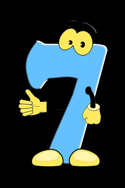 7つのポイント