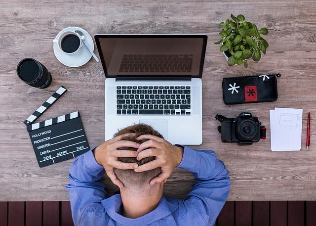 挫折する理由